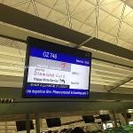 [東亞機場考察] 03.OZ750 HKG-ICN 我也喜歡韓亞航