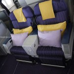 [四個窗戶的米蘭之旅] 05.TG660 BKKHND 最舊的泰航頭等艙
